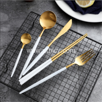 304 Stainless Steel Spoon Set